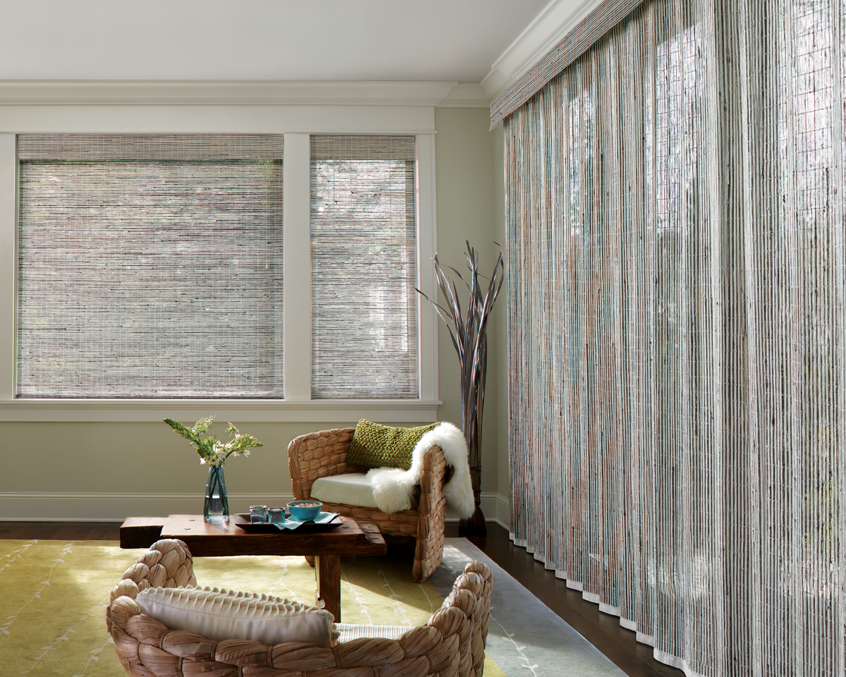Blinds Shades Shutters Curtains And Drapes