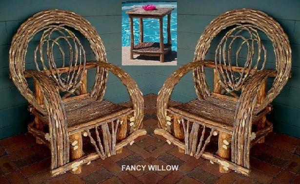 Western Furniture Patio Furniture Outdoor Furniture Willow