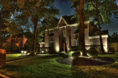 Outdoor Lighting In Houston Tx Sample Designs