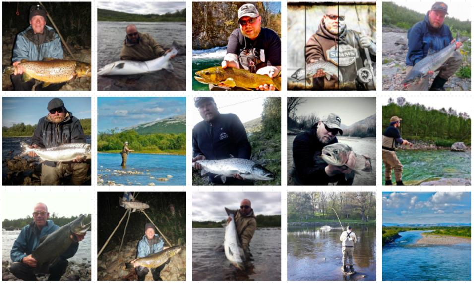 Fishing Lapland