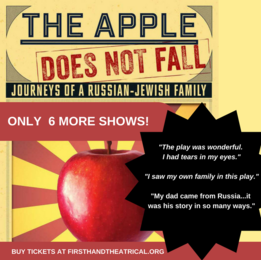 Buy Tickets for Apple Does Not Fall