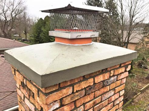 CHIMNEY CROWN REPAIR SERVICE SUMMERLIN NEVADA