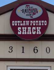 Outlaw Potato Shack Rochester NY
