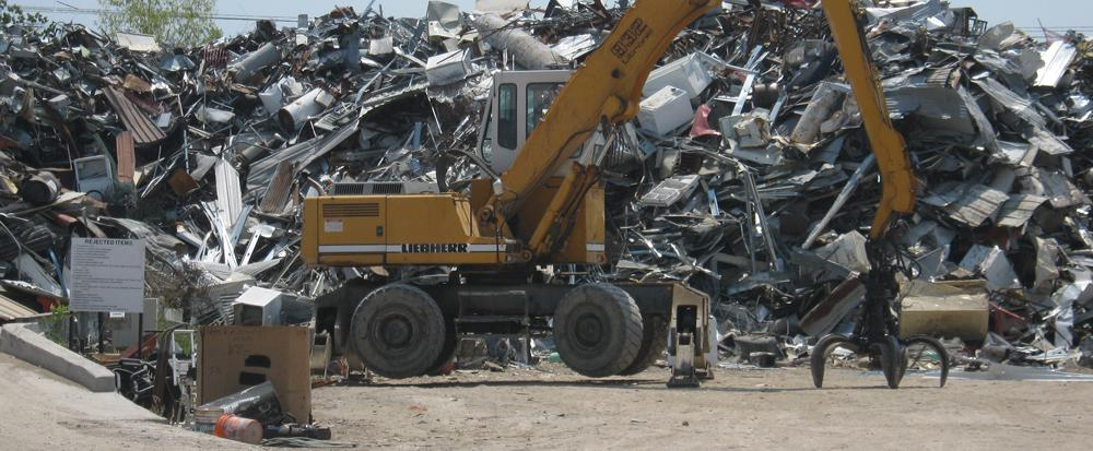 Metal Recycling near Houston, TX | Arsham Metal Industries, Inc