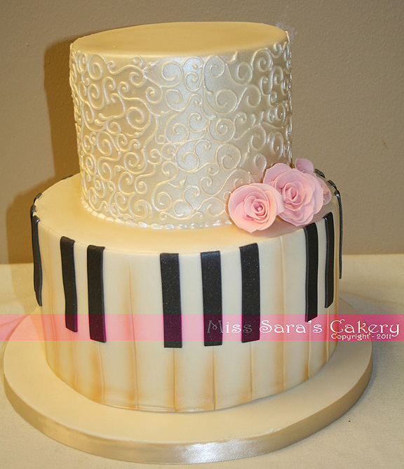 Miss Sara\'s Cakery - Wedding Cakes, Custom Wedding Cakes