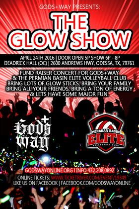 The Glow Show Event Page