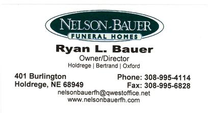 NELSON-BAUER FUNERAL HOME