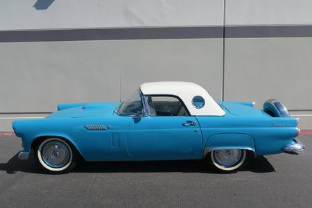 1956 Ford Thunderbird 2dr Convertible for sale at Motor Car Company in San Diego California