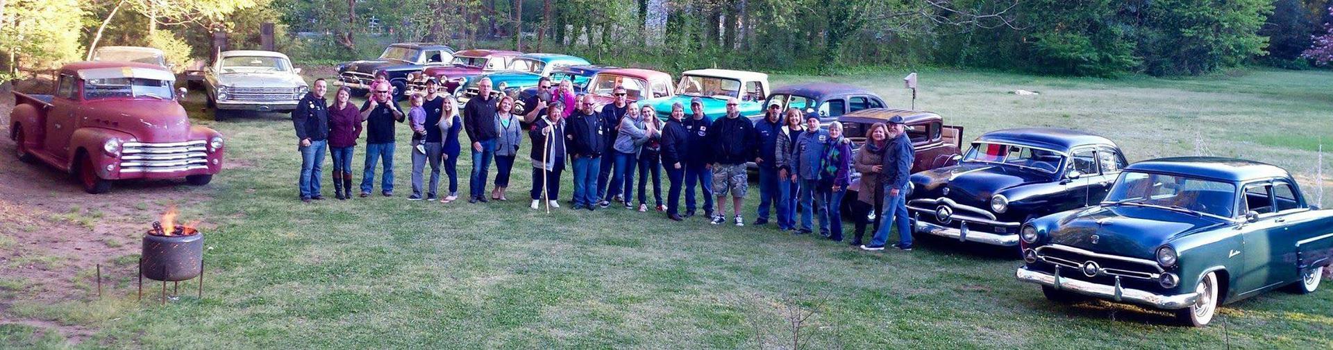 Contact Junk Yard Saints CC Junk Yard Saints Car Club, Classic ...