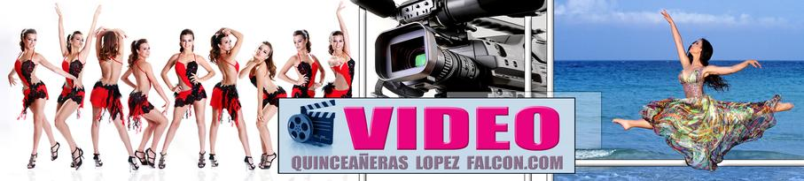 LOPEZ FALCON VIDEO REVIEWS QUINCES PARTIES QUINCEANERA PARTY MIAMI