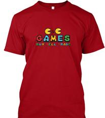 C&C Games Shirts