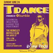 GirlPlay Toronto Pride Sunday T-Dance