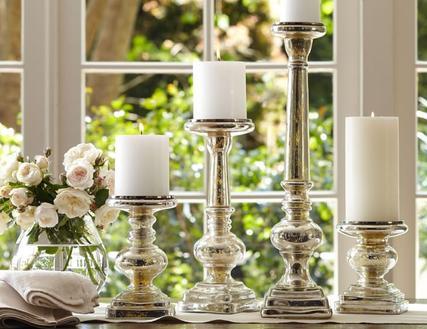 Mn Mercury Glass Wedding Decor Rentals Minnesota Vintage