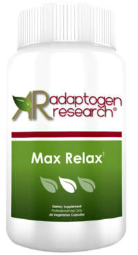 Adaptogen Research, MaxRelax