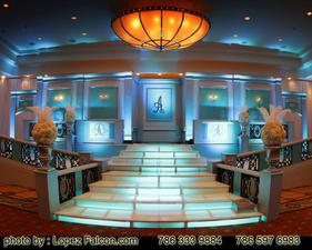 doral hotel intercontinental quinces party