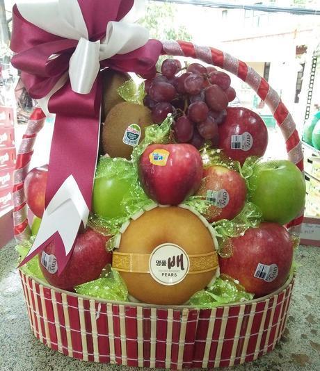 trái cây nhập khẩu, giỏ trái cây nhập khẩu uy tín tại hà Nội