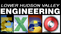 Lower Hudson Valley Engineering Expo (FRC ROBOT DEMO) logo
