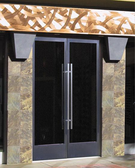 Storefront Doors commercial glass storefront doors