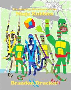 Ninja Kubbies Vol 1