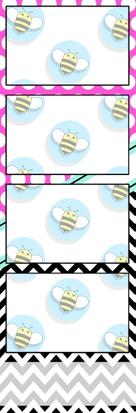 Bumblebee Booths Photo Strip sample #22