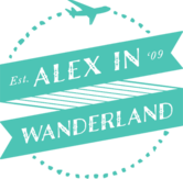 logo link to alex in wanderland blog