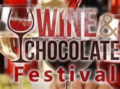 Hennessey Wine & Chocolate Festival!