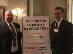 AUSA, Clark Hill PLC, Michigan Aerospace and Automotive Consultants, Chicago Robot Works