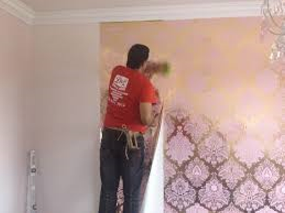 Affordable Wallpaper Installation or Removal Services and Cost in Edinburg McAllen TX | Handyman Services of McAllen