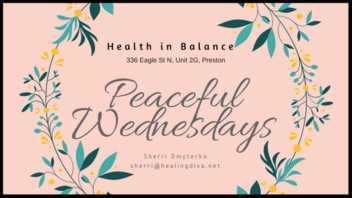 Health in Balance - 336 Eagle St. N - Preston