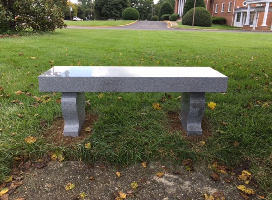 Tremendous Cremation Bench Memorial Bench Ibusinesslaw Wood Chair Design Ideas Ibusinesslaworg
