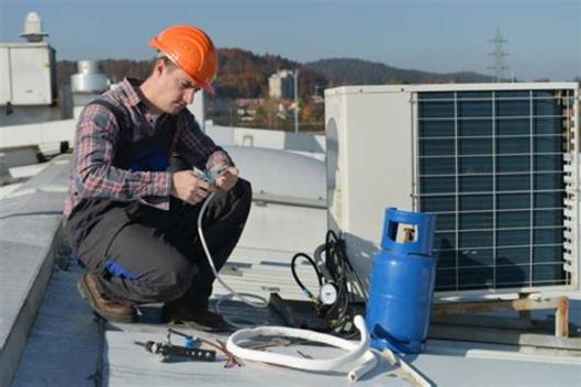 COMMERCIAL AIR CONDITIONING SERVICE