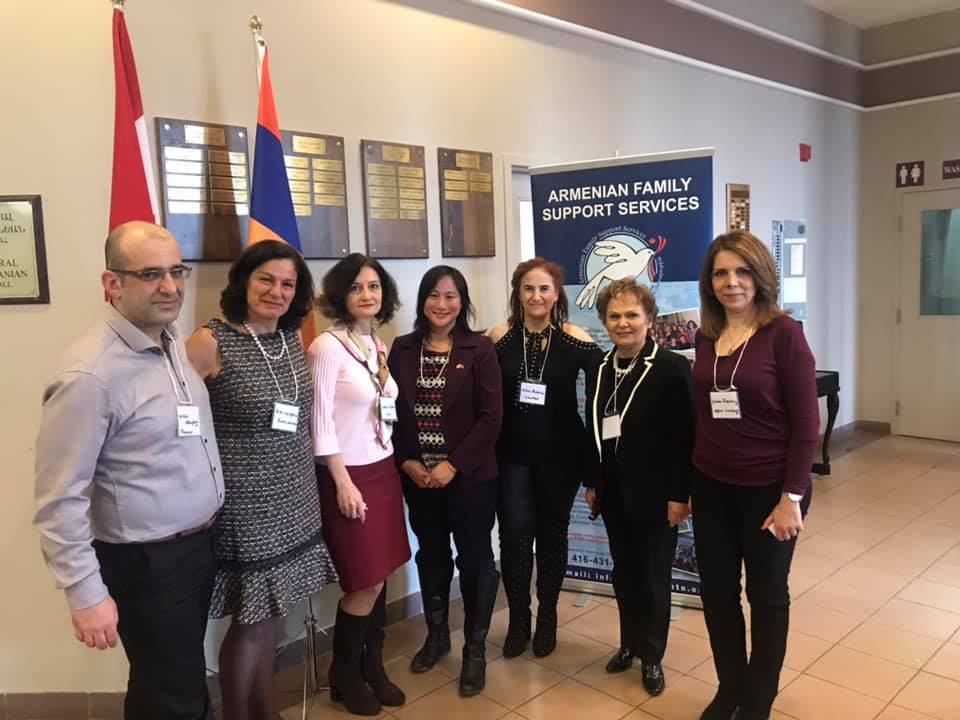 Armenian Family Support Services