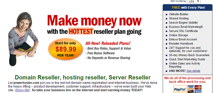 Make money now with Domains