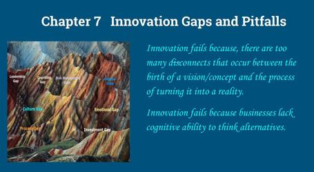 innovation, gap, pitfall