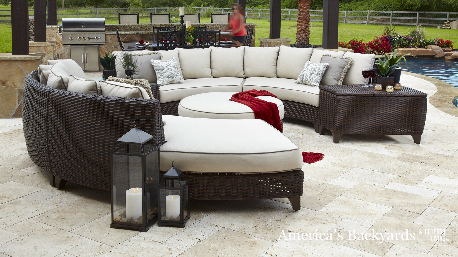 America s Backyards & Outdoor Living Outdoor Patio Furniture