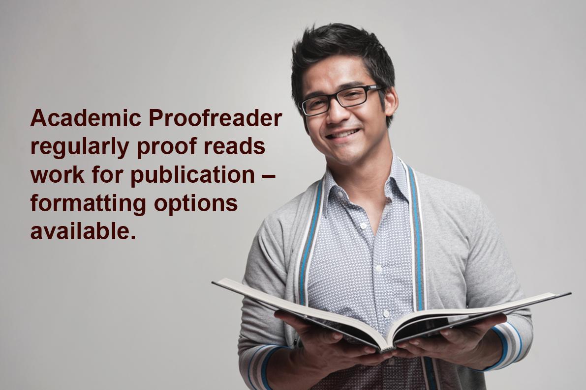 Proof reading uk