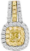 yellow diamond pendant jewelry la quinta