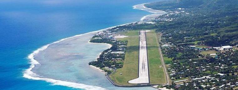 Cook Islands Runway international airport