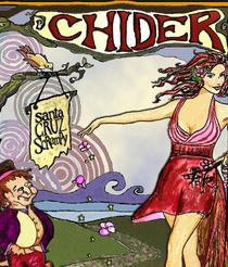 Santa Cruz Scrumpy Chider made with Apple and Cherry