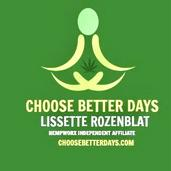 choose better days, cbd business, cbd, hemp business, health and wellness, lissette rozenblat, hempworx affiliate, hempworx near me, alternative health