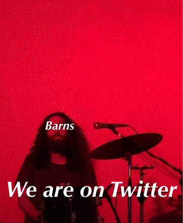 Barns is on Twitter