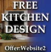 Free Design for kitchen and bath remodeling