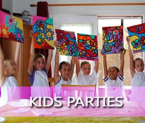 Kids Paint Parties Mobile Paint Party Halifax Nova Scotia Creative Crew Art Parties