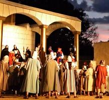 The Great Passion Play outdoor performance
