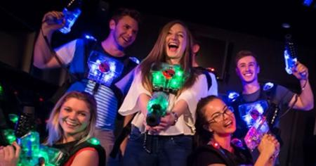 Fundraisers and Donations - Lost Worlds Laser Tag