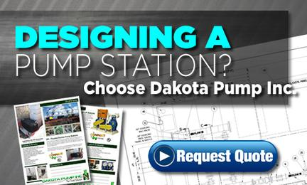 Waste Water Pumps from Dakota Pump