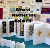 Katherine Colwell's art studio, gallery and classroom.