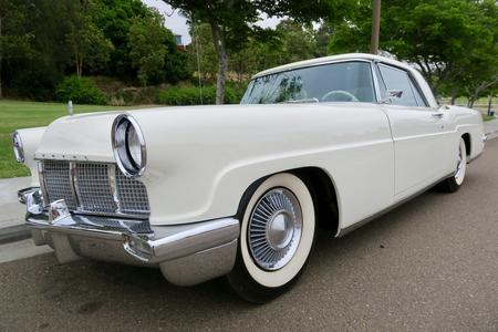 1956 Lincoln Continental Mark II for sale San Diego California