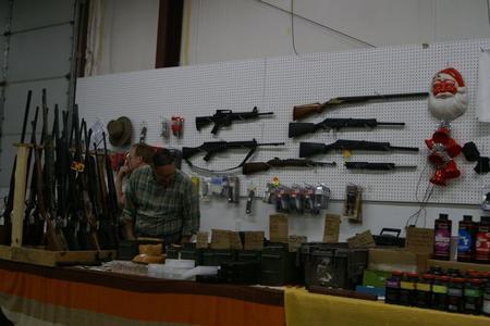 2021 Williams County Winter Gun Show