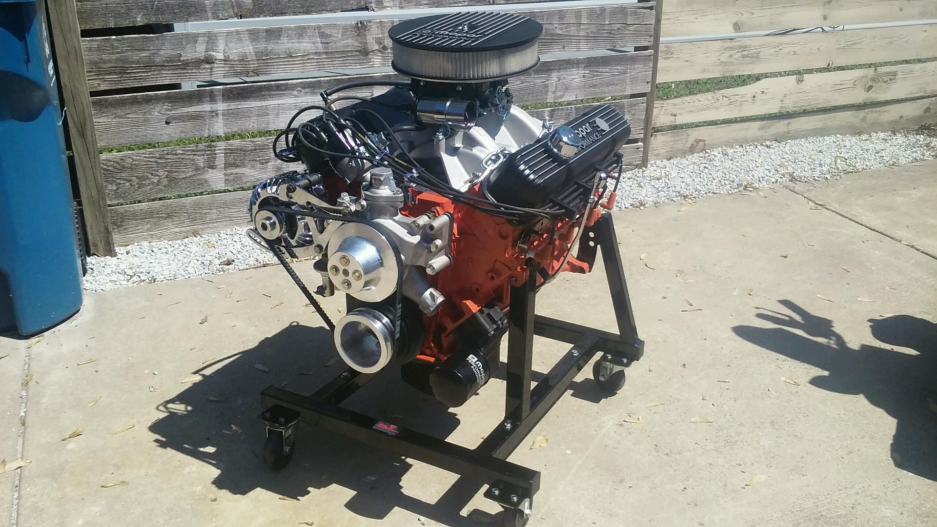 Chrysler Big Block 440